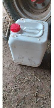 4x Wasserkanister 20L