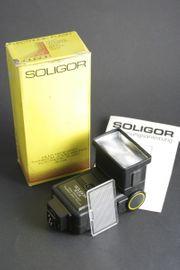 Soligor 30 DA Elektronen Blitzgerät