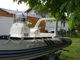 RIB FG 560 mit Yamaha 80