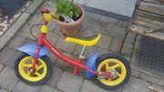 Kettler Laufrad rot gelb blau