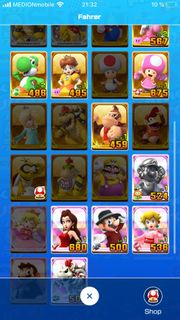 Mario Kart Tour Account - 5