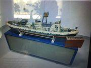 Großes Modellboot 1 20 m