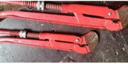 2xks tools rohrzange Pflaster Hammer