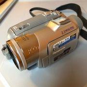 PANASONIC Digital-Video-Camera NV-GS140 neuwertig