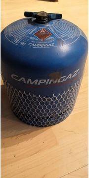 Campingaz Gasflasche 907 voll