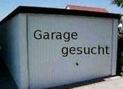 Mietgesuch Garage in Rückersdorf Röthenbach