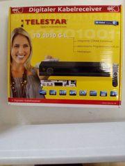 Telestar - Kabelreceiver TD 1010 C-L