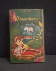 VHS Kassette Däumelinchen
