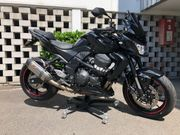 Black Beauty - Kawasaki Z750
