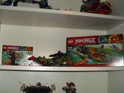 Lego Ninjago Schatten des Ninja-Flugseglers