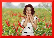 Scarlett Johansson Souvenir Deko Design