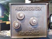 Alexanderwerk Wurstfüller Zahngetriebe
