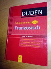 Duden Schulgrammatik extra Französisch 5