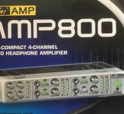 Behringer Amp800 Headphone Amp