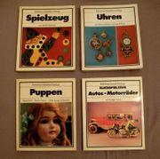 4 alte Battenberg Kataloge