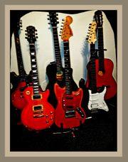 Sologitarrist gesucht