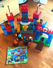 Lego Duplo Große Schlossburg Bauspielzeug -