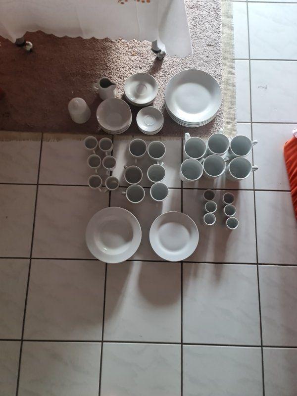 verkaufe mein Geschirr