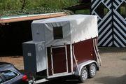 Pferdeanhänger Schnäppchen Top-Zustand - Neuer TÜV
