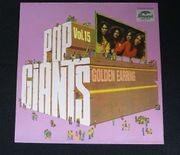 GOLDEN EARRING Pop Giants Schallplatte