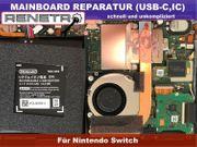 Nintendo Switch Mainboard Reparatur z