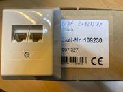 10 x Telefondose Western RJ45