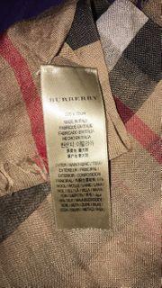 Originaler Burberry Schal