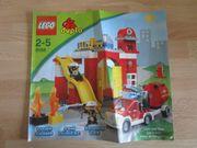 LEGO Duplo Feuerwehr Hauptquartier Neuwertig