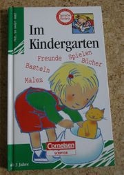 Cornelsen Kinderbuch Im Kindergarten
