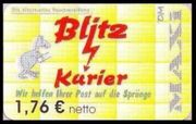 Blitz-Kurier MiNr 13 B 02