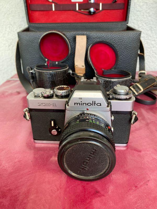 Minolta XE-1