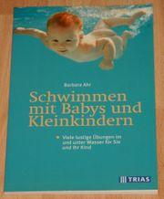 NEU - Buch Schwimmen mit Babys