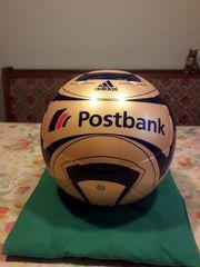 Lederfußball Sondergoldedition von 2009 Postbank