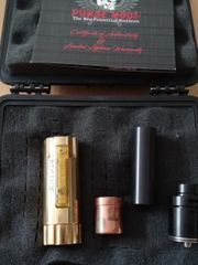 e-zigarette Purge Slam Pice Mech