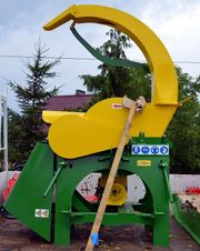 Holzschrhedder Hächsler Anhänger NEU R16