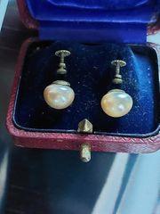 Antike Ohrringe in sehr gut