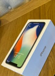 IPhone X 256g gold neu