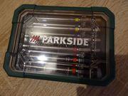 PARKSIDE - Bit- und Steckschlüsselset 11-teilig