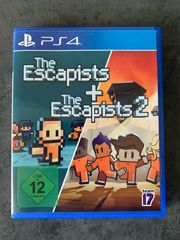 The Escapists 1 2 Ps4