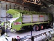 Verkaufe Ernte-Silier-Waagen Claas Sprint 440