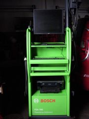 Bosch Diagnosetester FSA 740 Edition