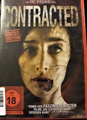 CONTRACTED HORROR DVD UNCUT