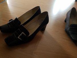 Schuhe, Stiefel - 2x Damen Pumps-Gr 38 39