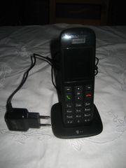 Telefon Telekom Speedphone 10 schwarz