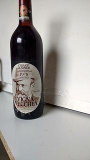 Rotwein Toscana