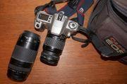 SLR Canon EOS 300