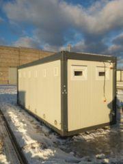 Wohncontainer - Gewerbe & Business - gebraucht kaufen - Quoka.de