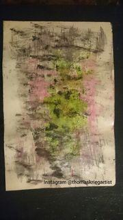Virus Bild Gemaelde Painting Thomas