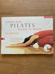 Pilates Anleitung Heft und Audio