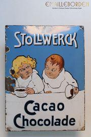 STOLLWERCK CACAOCHOCOLADE EMAILSCHILD